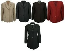 ladies smart office work formal suit jacket blazer , choice of design, NEW