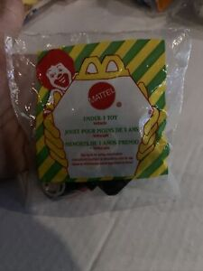 NEW 1993 McDonald's Mattel Vehicle Happy Meal Toy Rare Collectible
