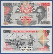 Tanzania/Tanzania 200 shillingi (1993) UNC p.25 B
