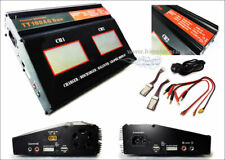 TT100AC DUO CARICABATTERIE UNIVERSALE LIPO NIMH LITIO BALANCE CHARGER BATTERY