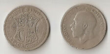 UK  Great Britain  half crown 1929