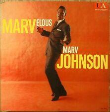 Marv Johnson-Marvelous-United Artists 3081-WLP NICE