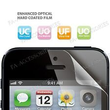 Clear Screen Scratch Dust Protector Film For iPhone Samsung HTC Nokia BlackBerry