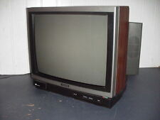"TOSHIBA 20"" CRT STEREO COLOR TELEVISION with REMOTE CONTROL model CF2047"