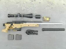 1/6 scale toy NSW OPS Overwatch - Sharpshooter - MK 13 MOD 5 Sniper Rifle Set