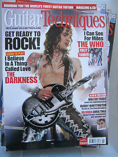 Guitar Techniques May 2007 Mag and cd vgc