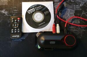 Creative Sound Blaster Omni Surround 5.1 USB Sound Card