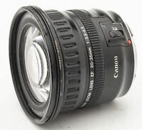 Canon EF 20-35mm 20-35 mm 1:3.5-4.5 3.5-4.5 EOS Ultrasonic USM