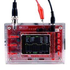 "Fully Welded Assembled DSO138 2.4"" TFT Digital Oscilloscope 10M Probe + Housing"