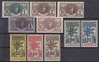 Bi6105/ FRENCH SENEGAL – 1906 MINT / UNUSED SEMI MODERN LOT – CV 145 $