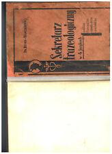 """""""Sekretarz Frazeologiczny w 4 językach"""" Dr. Deyke- Stoczkiewicz Gdańsk 1930r."""