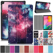 """For Samsung Galaxy Tab A 10.1"""" 2019 SM-T510/T515 Leather Case Cover Stand Tablet"""