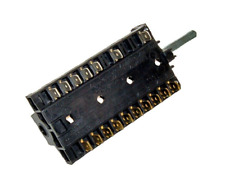 Genuine Smeg Oven Cooker Selector Switch 811730255 Type: 3075/19