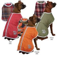 Zack & Zoey Noreaster Warm Reversible Waterproof Reflective Blanket Jacket Dog