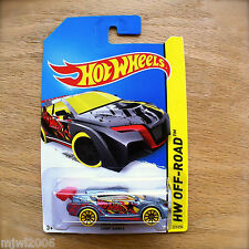 2014 Hot Wheels LOOP COUPE TREASURE HUNT 121/250 HW OFF-ROAD diecast Mattel T