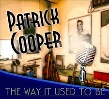 FREE US SHIP. on ANY 2 CDs! ~Used,VeryGood CD Patrick Cooper: Way It Used to Be