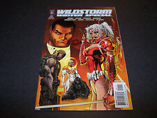 SIGNED WILL PFEIFER WILDSTORM WINTER SPECIAL #1 MICHAEL TURNER COVER AUTHORITY