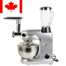 Professional Heavy Duty Stand Mixer 5.0L 1000W Food Meat Grinder  Machine CA