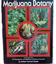 Marijuana Botany Pot Plant Grow Lab Cultivate Farming 420 Cannabis Drugs Manual