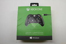 Genuine Microsoft Wireless Controller for Xbox One and PC 7MN-00001 - Black