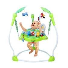 Lauflernhilfe Gehfrei Walker Baby-Jumper Wiege mit Multimedia 3 in 1 baby Toys