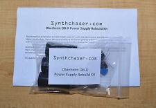 Oberheim OB-X Power Supply Capacitor & Rebuild Kit - Watch Video!