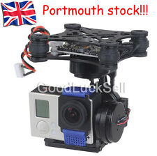 3-Axis Brushless Gimbal Camera Mount with 32bit Storm32 Controller Gopro 3 4 FPV