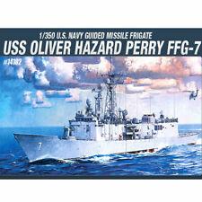 [Academy] 14102 1/350 USS Oliver Hazard Perry FFG-7 Plastic Model Kit Sea