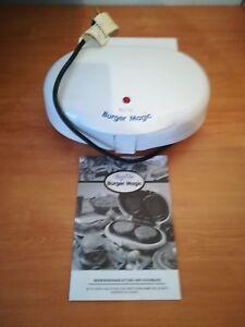Breville  Burger Magic 1 x  gebraucht