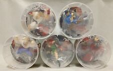 Street Fighter V  Ryu, Chun-Li Cammy, Balrog, Vega mini figure collection 5 set