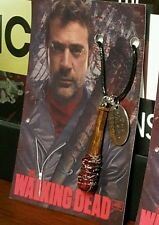 *BLOOD DRENCHED* Negan Lucille Bat ***Necklace*** ~~The Walking Dead~~***NEW***