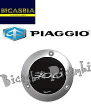 1B004743 COPERCHIO COVER CARTER MOTORE ALLUMINIO RIZOMA PIAGGIO VESPA GTS 300 IE