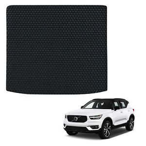 Volvo XC40 2017-present Tailored Rubber Car Boot Liner Protector Mat Cover