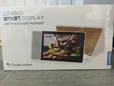 """Lenovo Google Assistant Smart Display / Speaker - 10"""" Full HD IPS  NEW SEALED !!"""