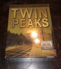 Twin Peaks ~ Complete Series Definitive Gold Box Edition  ~ NEW 10-DISC DVD SET