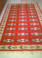 5' x 8,8'  Vintage 50s  60s  Magnificent   Rug Carpet