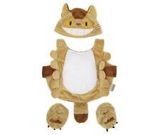 Studio Ghibli With Totoro Anime Cat Bus (Neko bus) Baby Wear Many Items F/S