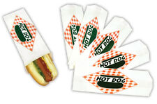 Hot Dog Paper Bag Standard, 5000 per Case