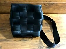 HARVEYS - THE ORIGINAL SEAT BELT BAG - HIPSTER / CROSSBODY / PURSE (Black)