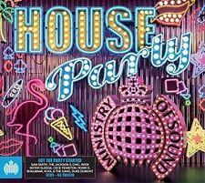 CD de musique en coffret house, vendus à l'unité
