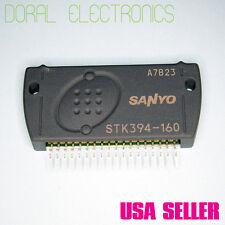 STK394-160 Sanyo Original Free Shipping US SELLER Integrated Circuit IC OEM