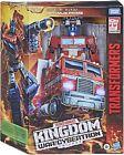 Transformers Toys Generations War for Cybertron: Kingdom Leader WFC-K11 Optimus