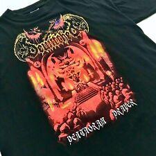 BEWITCHED 1997 Pentagram Prayer Shirt XL Bathory Celtic Frost Venom Darkthrone