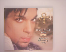 PrinceBetcha By Golly WoW! Right Back Here In My arms CD Nr Mint