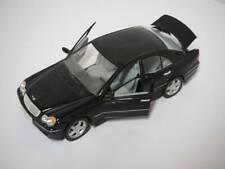 Welly - Mercedes Benz C-Klasse - Schwarz - 1:18
