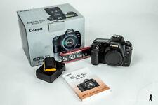 Canon EOS 5D MarkII 21.1MP Digital SLR Camera (Body Only) / Orig Box+accessories