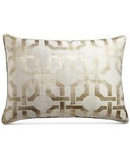 Hotel Collection Fresco Woven Jacquard Standard Pillow Sham Gold $135