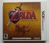 Legend of Zelda: Ocarina of Time 3D for 3DS - Tested & Guaranteed