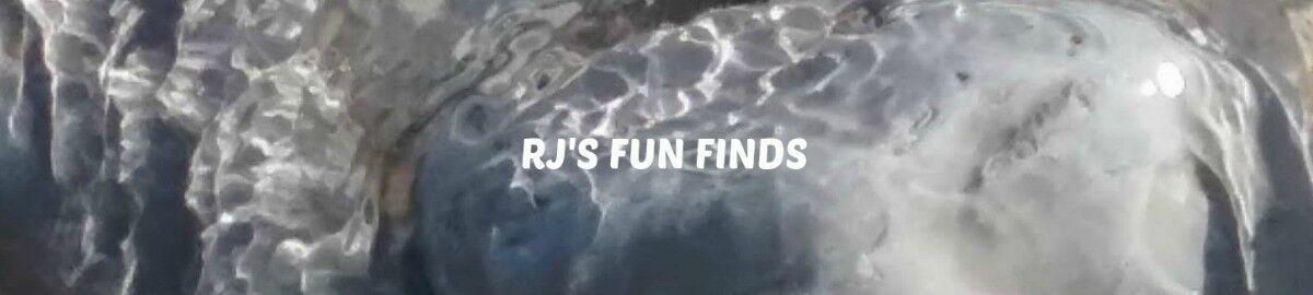 RJ'S Fun Finds