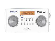 Radio Sangean Dpr-25 schwarz